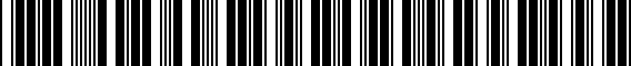 Barcode for 3QF601025L8Z8