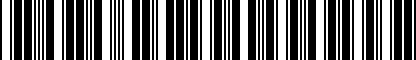 Barcode for DRG086898