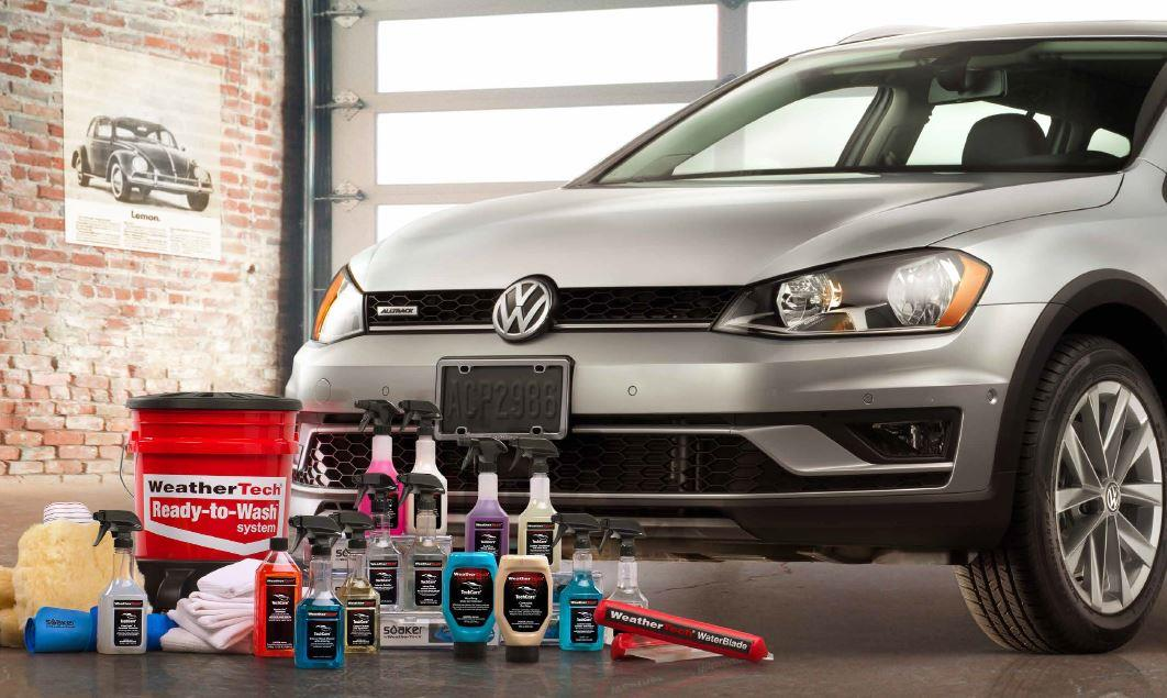 Diagram WeatherTech® TechCare® Launch Package for your 2010 Volkswagen Jetta